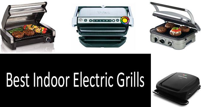 Best Indoor Electric Grills: photo