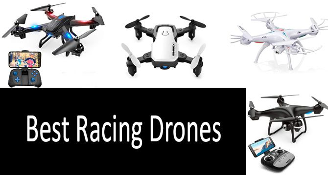 Best Racing Drones: photo