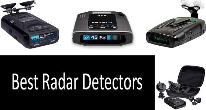 Best Radar Detectors: photo