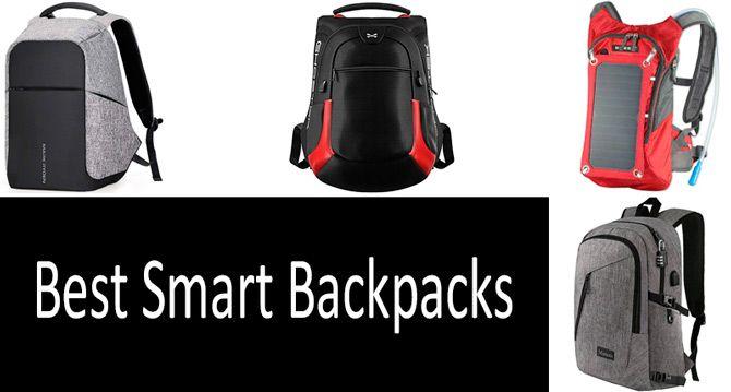 Best Smart Backpacks: photo