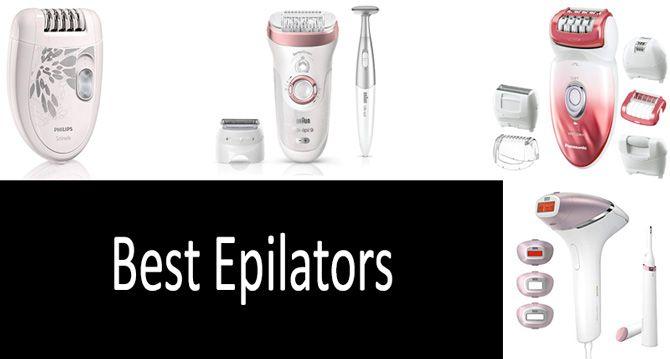 Best Epilators: photo