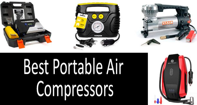 Best Portable Air Compressors: photo