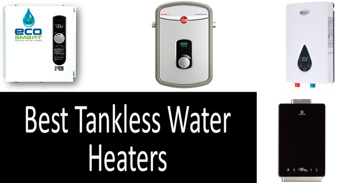 Best Tankless Water Heaters: photo