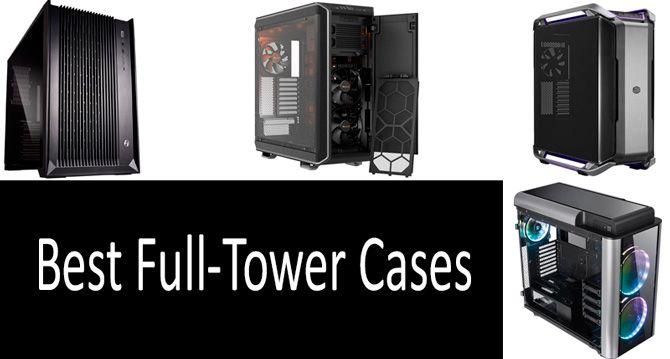 Best Full-Tower Cases: photo