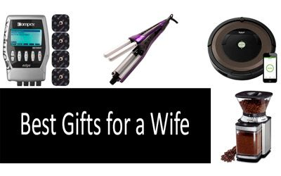 Best Gifts for a Wife min: photo
