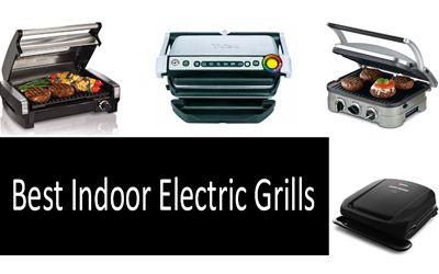 Best Indoor Electric Grills min: photo