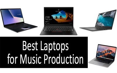 Best Laptops for Music Production min: photo
