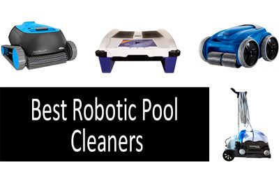 Best Robotic Pool Cleaners min: photo