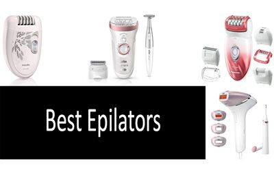 Best Epilators min: photo
