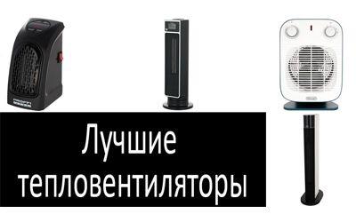 Лучшие тепловентиляторы min: фото