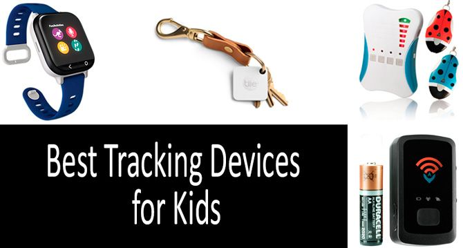 Best Tracking Devices for Kids: photo