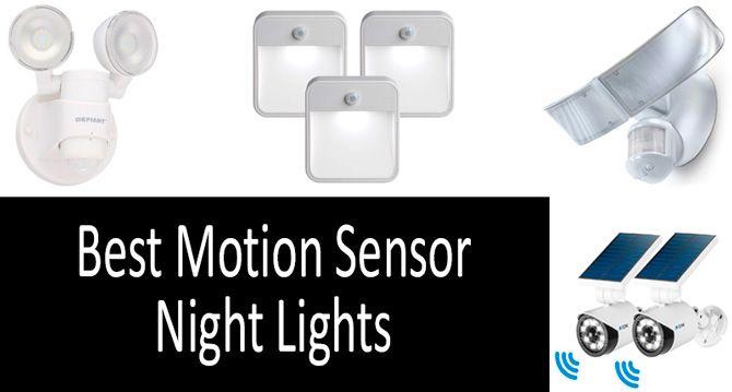 Best Motion Sensor Night Lights: photo