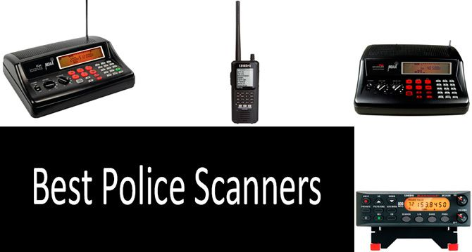 Best Police Scanners: photo