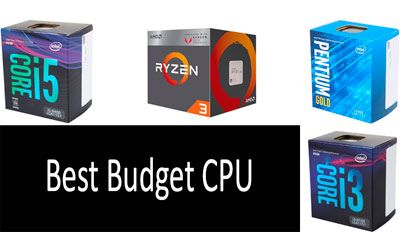 Best Budget CPU min: photo