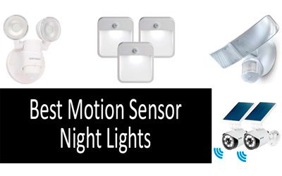Best Motion Sensor Night Lights min: photo