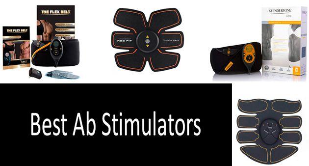 Best Abs Stimulators: photo