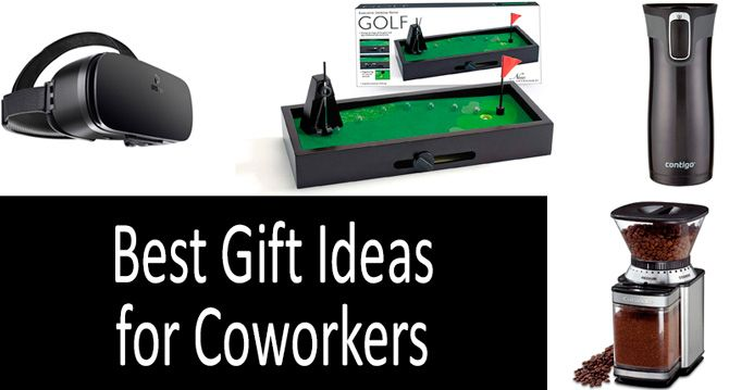 Best Gift Ideas for Coworkers: photo