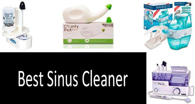 Best Sinus Cleaner: photo
