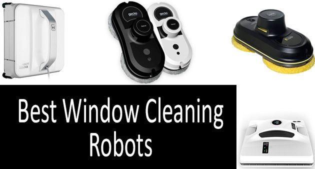 Best Window Cleaning Robots: photo