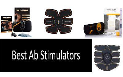 Best Abs Stimulators min: photo