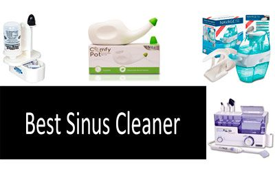 Best Sinus Cleaner min: photo