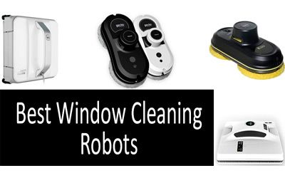 Best Window Cleaning Robots min: photo