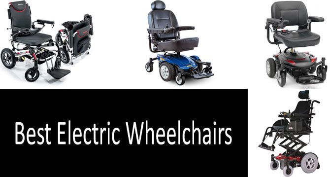 Best Electric Wheelchairs: photo