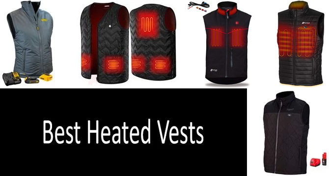 Best Heated Vests: photo