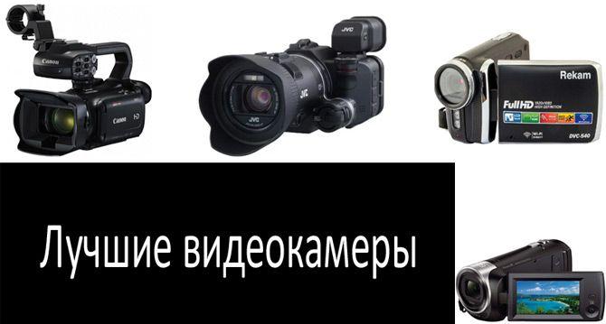 10 лучших любительских и профессиональных видеокамер рейтинг 2020 топ 10
