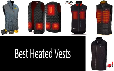 Best Heated Vests min: photo