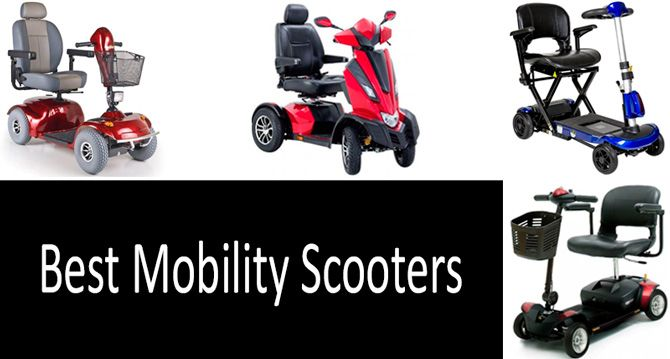 Best Mobility Scooters: photo