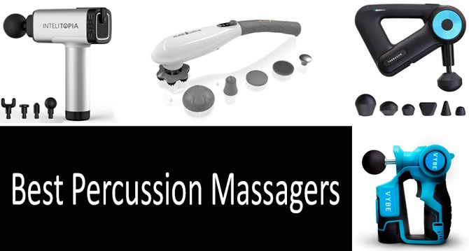 Best Percussion Massagers: photo