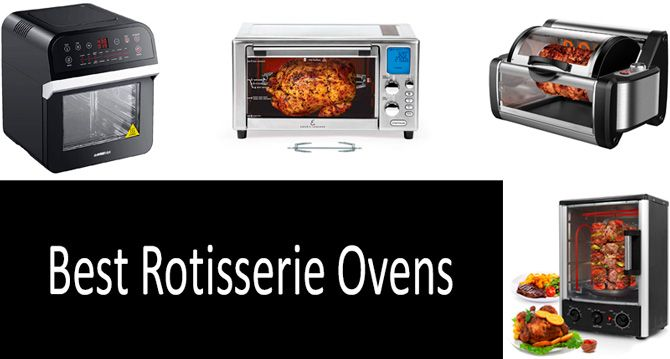 Best Rotisserie Ovens: photo