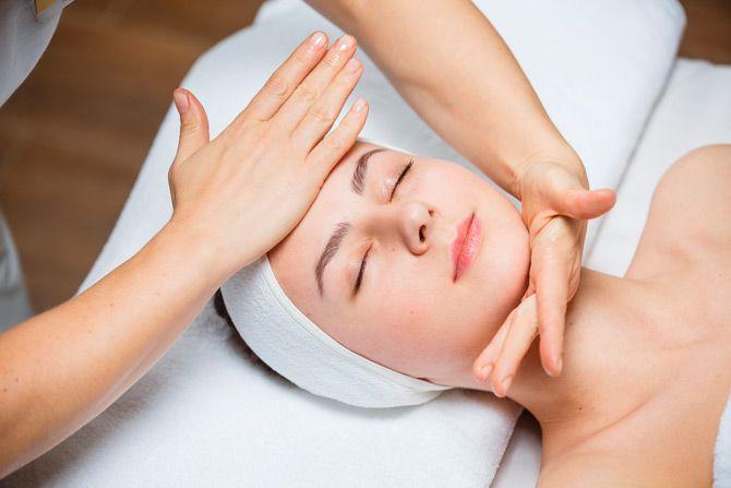 Best facial massagers: photo