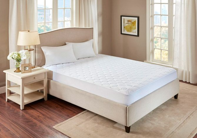 10 Best Heated Mattress Pads On The Market In 2019