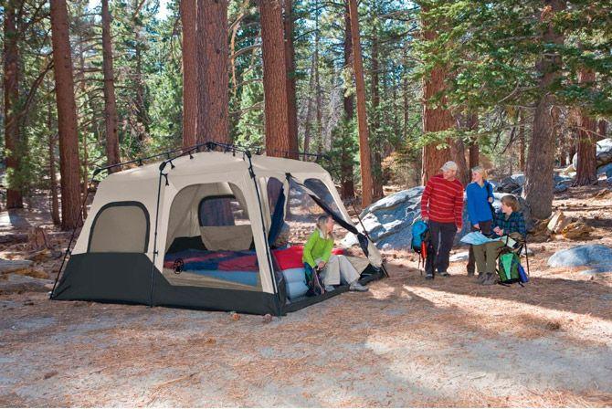 Best instant tents: photo