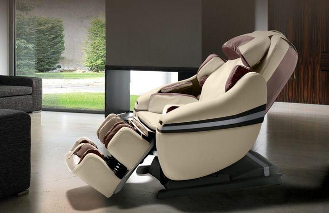 Best massage chairs: photo