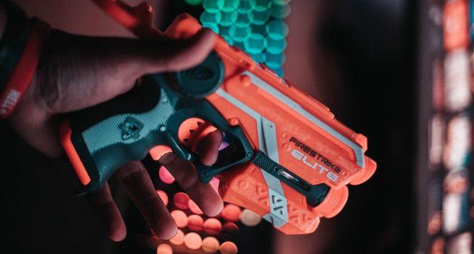 Best Nerf Guns: photo