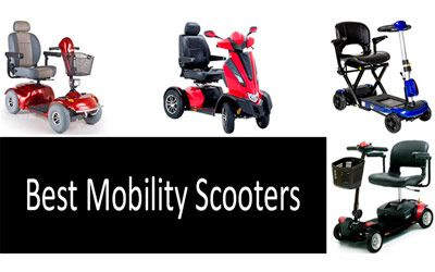 Best Mobility Scooters min: photo