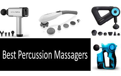 Best Percussion Massagers min: photo