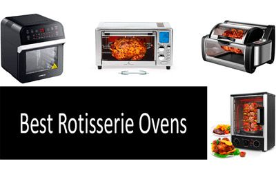 Best Rotisserie Ovens min: photo