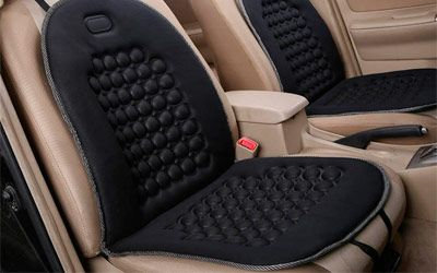 Best car seat massagers min: photo