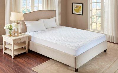 Best heated mattress pads min: photo