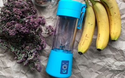 Best portable blenders min: photo