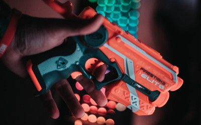 Best Nerf Guns: photo