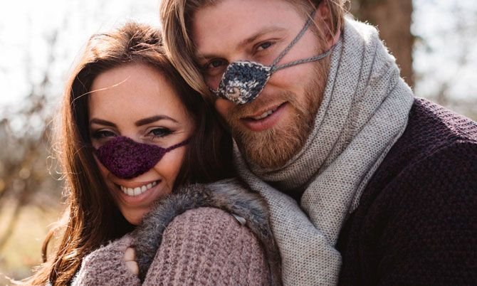 Best nose warmers: photo