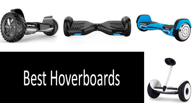 Best Hoverboards: photo