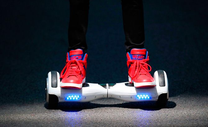 Best cheap hoverboards: photo