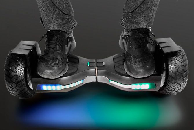 Best off road hoverboards: photo