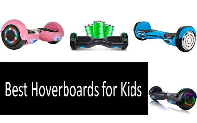Best hoverboards for kids min: photo